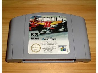 N64: F-1 World Grand Prix II 2