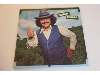 Freddy Fender (2) ‎– If You Don't Love Me