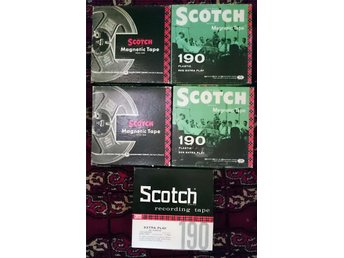 "SCOTCH 7"" Band. 5 st."