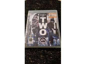 PS3 spel - Army of TWO