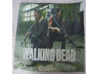 Walking Dead Rick och Daryl Kudde / Cushion Cover