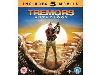 Tremors Anthology (Tremors 1-5) Blu-ray
