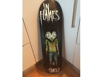 In Flames Skateboard Limited Ed.