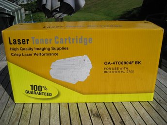 Laser Toner Cartridge till Brother HL-2700