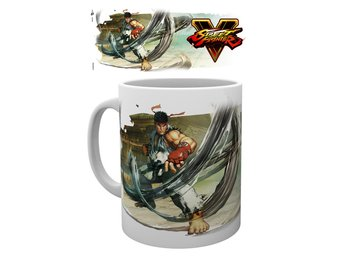Mugg - Spel - Street Fighter 5 Ryu (MG1342)