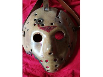 Friday The 13th part VI - Jason Mask - Crystal Lake Industries