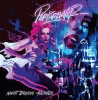 "Perturbator: Night Driving Avenger EP (Vinyl 12"")"
