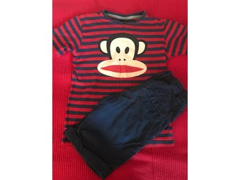 Paul Frank tröja o Benetton shorts!