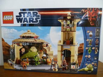 LEGO STAR WARS 9516 Jabba´s Palace  OBS! NY/Oöppnad!  PRESENT?