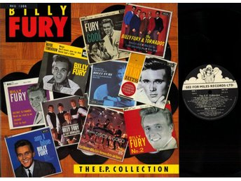 BILLY FURY - THE E.P. COLLECTION