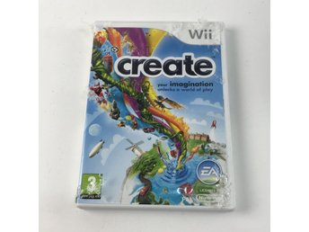 Wii-spel, Create your imagination