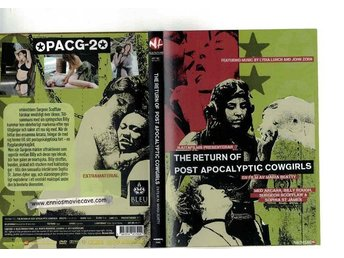 The Return of Post Apocalyptic Cowgirls.  DVD , Sleaze