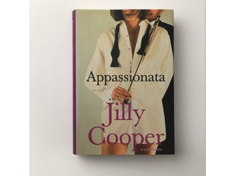 Bok, Appassionata, Jilly Cooper, Pocket, ISBN: 9789132325823, 2001