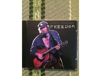 Neil Young-freedom CD