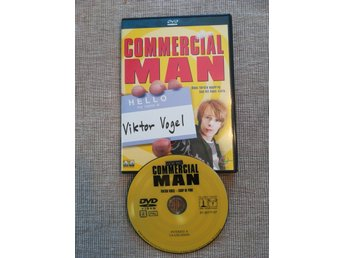Commercial man