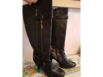 Billigt! Stövlar skor damskor klackskor .. (385199404