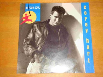 "COREY HART - IN YOUR SOUL 7"" 1988"