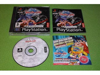 Beyblade Playstation ps1