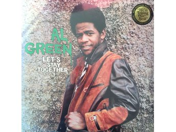 AL GREEN - LETS STAY TOGETHER NY LP MINT