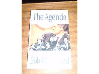 Bob Woodward - The Agenda Inside the Clinton White House - Norsjö - Bob Woodward - The Agenda Inside the Clinton White House - Norsjö