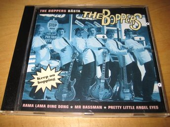 THE BOPPERS - THE BOPPERS BÄSTA.