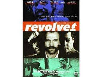 Revolver (DVD R1) Jason Statham - Ray Liotta - Guy Ritchie - Göteborg - Revolver (DVD R1) Jason Statham - Ray Liotta - Guy Ritchie - Göteborg