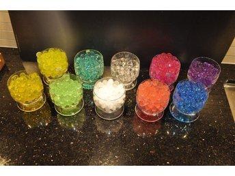 Magisk Blomjord - Vattenkristaller - Grön - Gul - Kristal - 30 gram - åstorp - Magisk Blomjord - Vattenkristaller - Grön - Gul - Kristal - 30 gram - åstorp