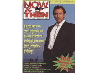 Now & Then Nr 6 - bl.a. Bruce Springsteen, Van Morrison, Bob Marley, Searchers