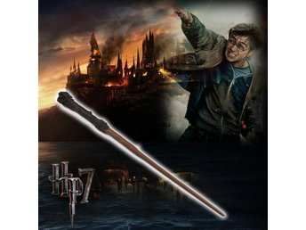 Trollspö/Magic Wand, Harry Potter karaktärer Harry Potter
