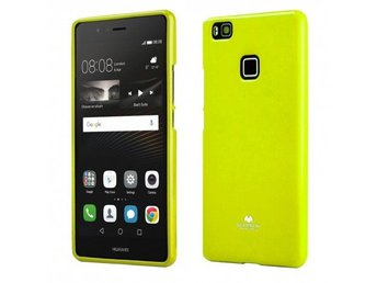 Mercury Jelly Case Huawei P10 Lite Färg: Lime