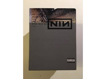 Nine inch nails-And all that could have been nine inch nails live/2 disc