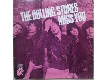 "The Rolling Stones title* Miss You* Pop Rock, Country Rock 7"" UK"