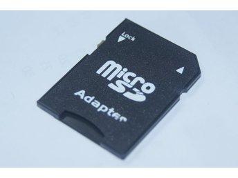 Minneskorts adapter Micro-SD