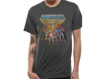 HE-MAN - MASTERS OF THE UNIVERSE (UNISEX)  T-Shirt - Extra-Large