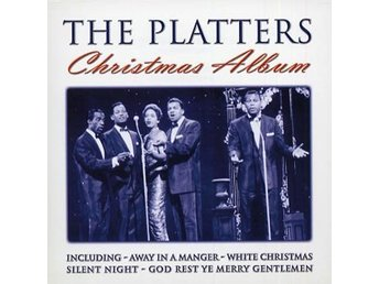 Platters: Christmas album (CD)