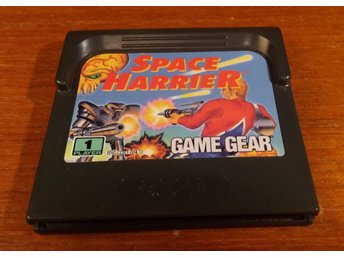 Space Harrier - Sega Game Gear
