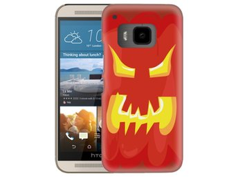 HTC One M9 Skal Halloween Pumpa