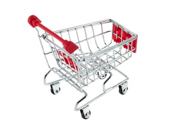 Mikro Kundvagn - Micro Supermarket Shopping Cart