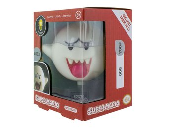 Super Mario 3D Light Boo 10 cm