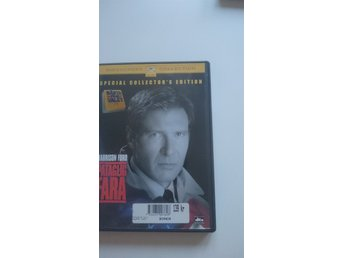 Påtaglig fara Harrison Ford spec edition dvd