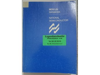 National Semiconductor MOS/LSI Databook