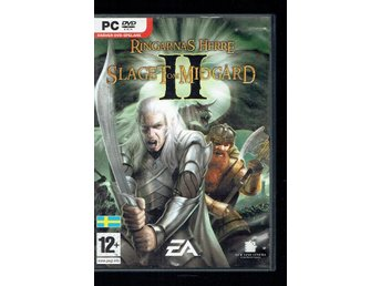 Pc-spel - Slaget om Midgård 2 (med manual)