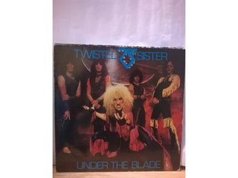 Twisted Sister - Under The Blade, LP