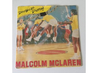 "MALCOLM MCLAREN - DOUBLE DUTCH. (7"")"