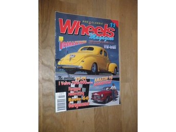 Wheels Magazine - Nr 11 - 1995