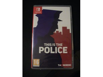 THIS IS THE POLICE / NINTENDO SWITCH / HELT NYTT & INPLASTAT