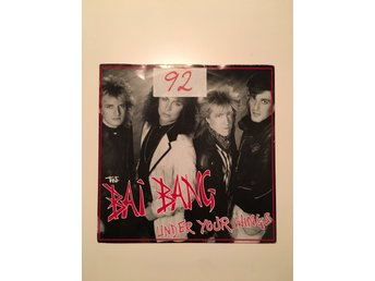 "The Bai Bang - Under your wings.  7"" 1987 VG-"