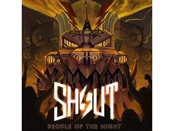 Shout: People of the night 2018 (CD)