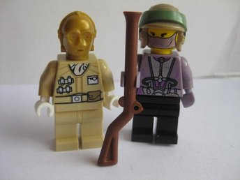 Lego Figurer Figur - Disney Star Wars 2st Figurer -  LF7-1