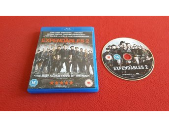 THE EXPENDABLES 2 till Blu-Ray Bluray